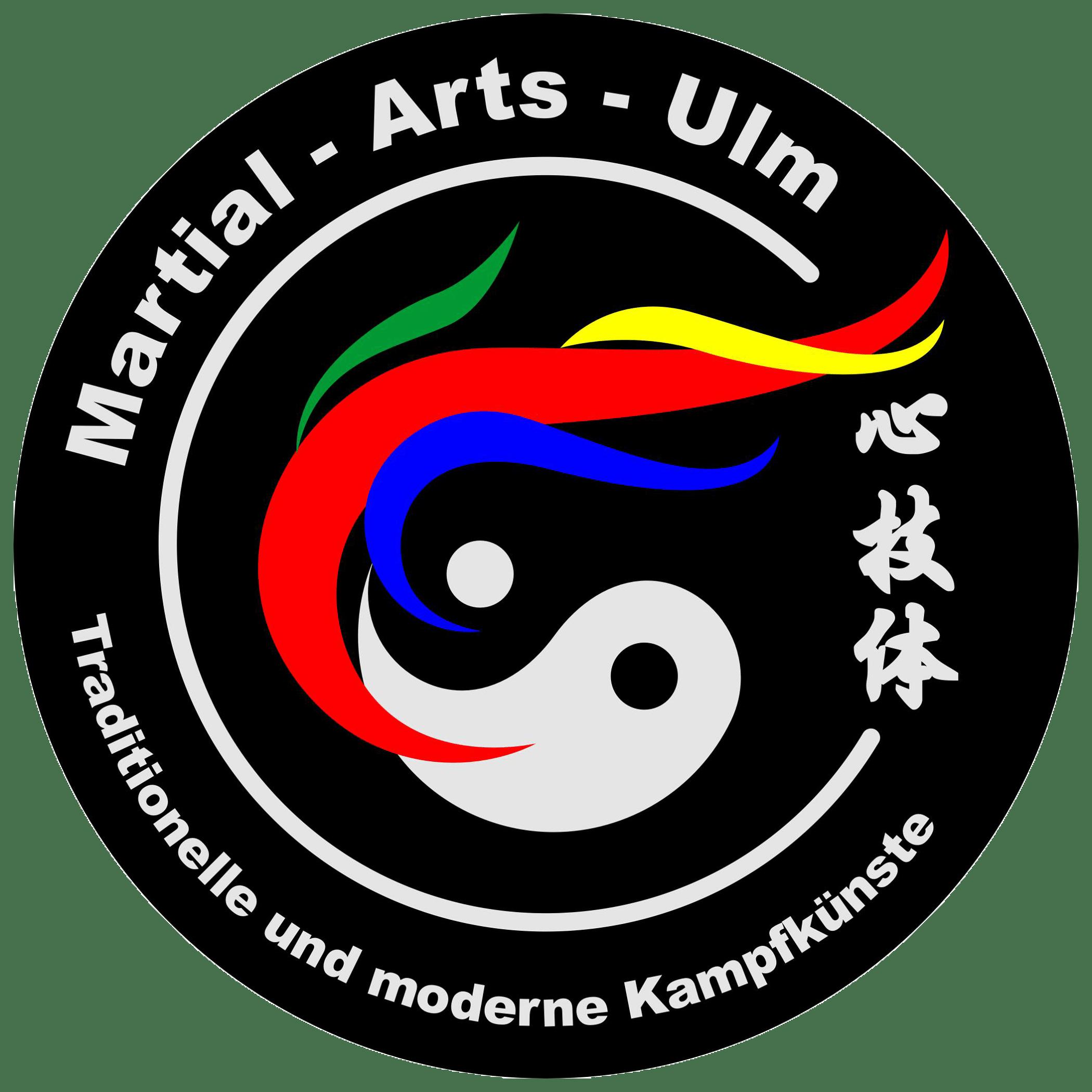 Martial arts Ulm Logo frei