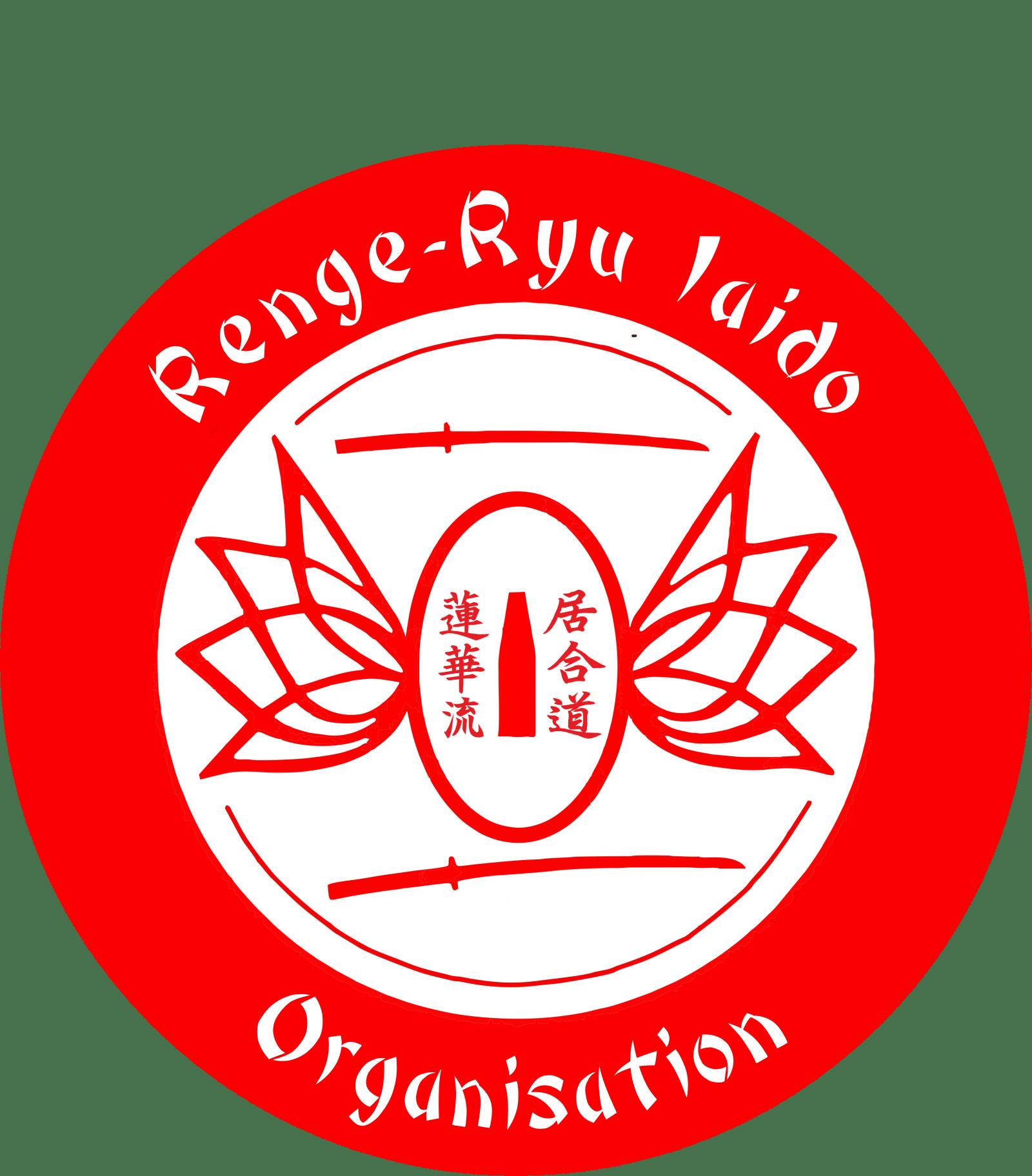 Renge Ryu Iaido Organisation logo neu