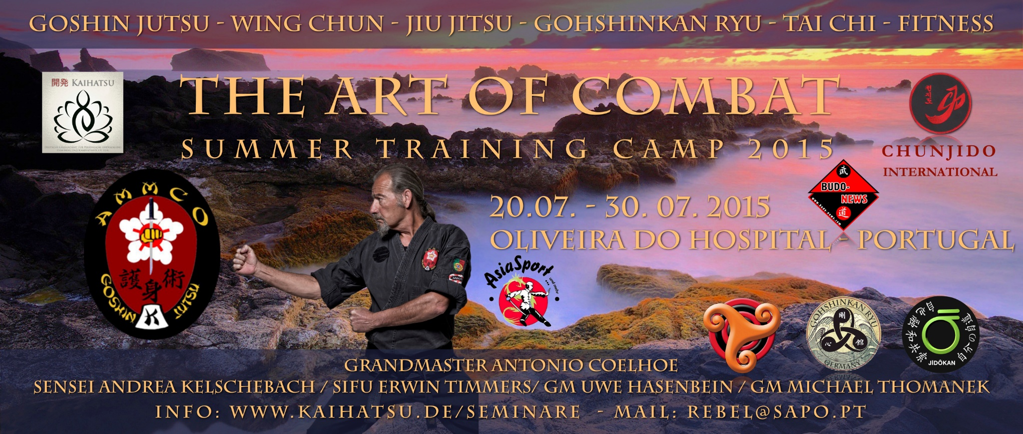 The Art of combat camp 2015 banner _Snapseed